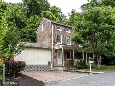 Catonsville Condo For Sale: 2816 9 Mile Circle #5