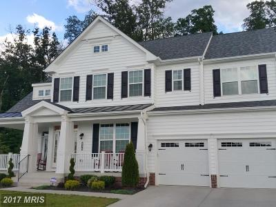 Reisterstown Single Family Home For Sale: 836 Longmaid Drive