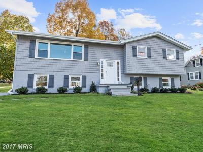 Lutherville Timonium Single Family Home For Sale: 133 Cinder Road