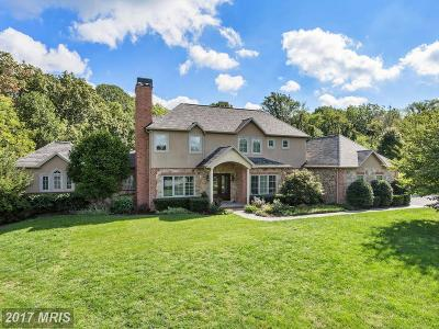 Reisterstown Single Family Home For Sale: 9 Mark Meadow Court