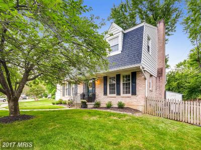 Cockeysville Single Family Home For Sale: 4 Stonegate Court
