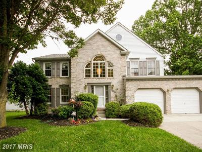 Reisterstown Single Family Home For Sale: 11901 Woodmews Circle