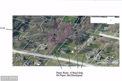 white marsh Residential Lots & Land For Sale: Gunpowder Road