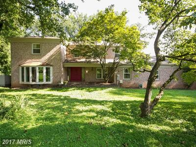 Owings Mills Single Family Home For Sale: 9 Crestline Court