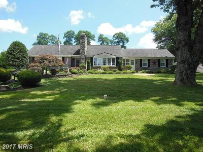 Reisterstown Single Family Home For Sale: 107 Delight Road