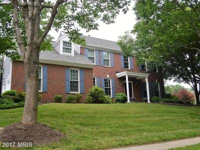 Catonsville Single Family Home For Sale: 7 Stone Spring Court