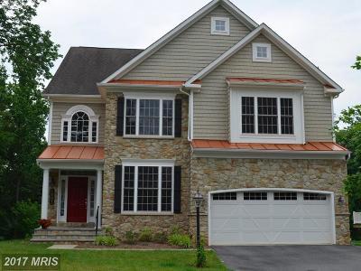 Catonsville Single Family Home For Sale: 1803 Morning Walk Drive