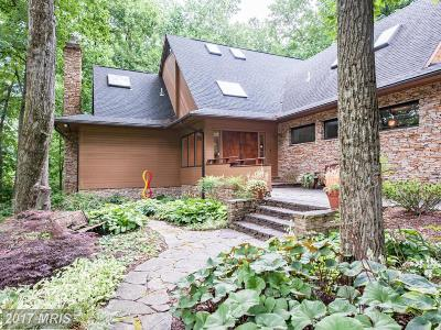 Owings Mills Single Family Home For Sale: 3203 Hunting Tweed Drive