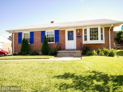 Rosedale, Towson Single Family Home For Sale: 1024 Marleigh Circle