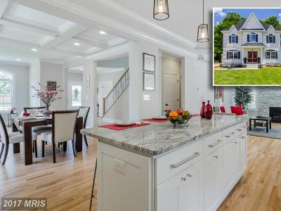 catonsville Single Family Home For Sale: 17 Rolling Road N