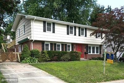 Lutherville Timonium Single Family Home For Sale: 2314 Spring Lake Drive