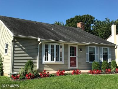 Perry Hall Single Family Home For Sale: 4917 Tartan Hill Road