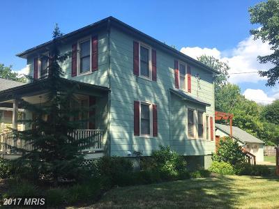 Single Family Home For Sale: 601 Debaugh Avenue