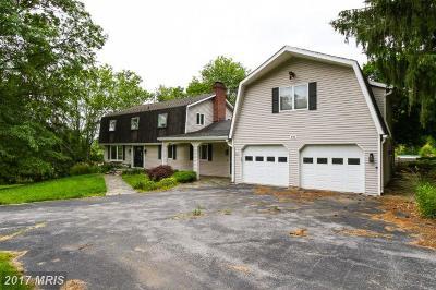 Baltimore Single Family Home For Sale: 819 Corbett Road