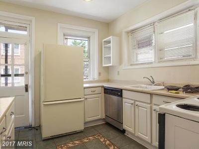 Catonsville Townhouse For Sale: 6214 Frederick Road