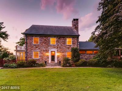 Reisterstown Single Family Home For Sale: 500 Westminster Road