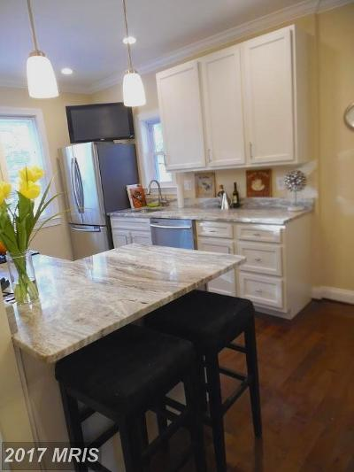 Baltimore Single Family Home For Sale: 7708 Old Harford Road