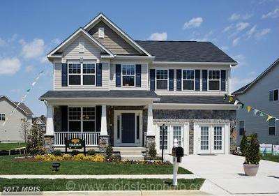 Catonsville Single Family Home For Sale: 8 Eden Terrace Lane