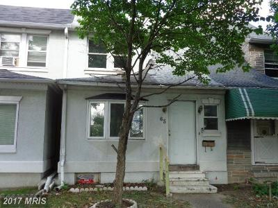 Townhouse For Sale: 65 Dundalk Avenue