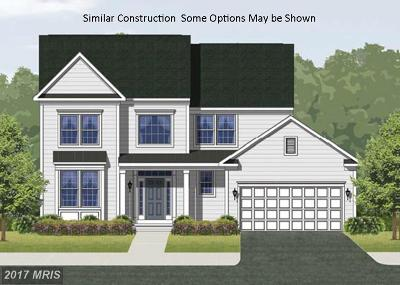 Bunker Hill Single Family Home For Sale: McWharton Way #LOT 65