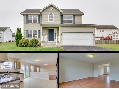 Martinsburg Single Family Home For Sale: 311 Teal Road