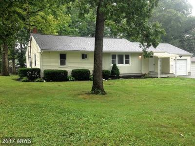 Martinsburg Single Family Home For Sale: 1356 Rock Cliff Drive