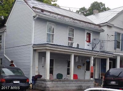 Martinsburg Single Family Home For Sale: 416 John Street