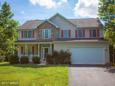 Falling Waters Single Family Home For Sale: 870 Nestle Quarry Road