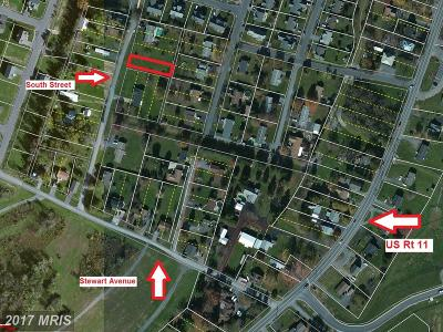 Martinsburg Residential Lots & Land For Sale: South Street