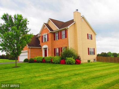 Martinsburg Single Family Home For Sale: 981 Brown Road