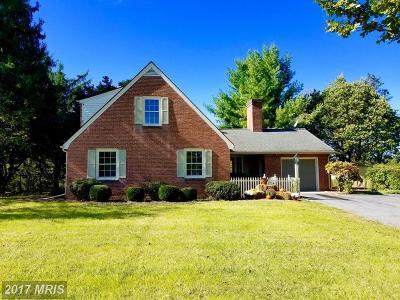 Martinsburg Single Family Home For Sale: 109 Showers Lane