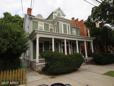 Martinsburg Multi Family Home For Sale: 413 Queen Street S