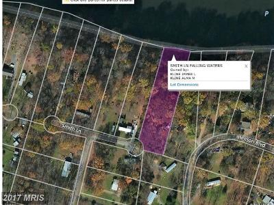 Falling Waters Residential Lots & Land For Sale: Smith Lane