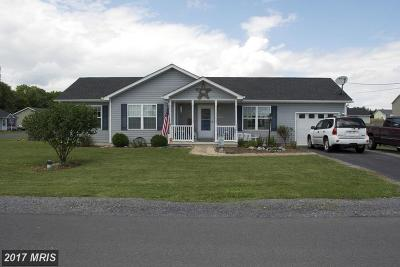 Bunker Hill Single Family Home For Sale: 290 Sonya Lane