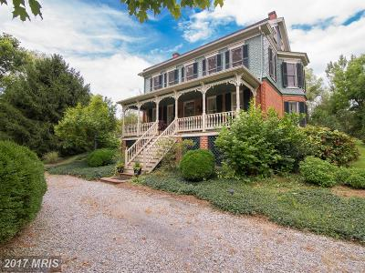 Shepherdstown Single Family Home For Sale: 4810 Scrabble Road