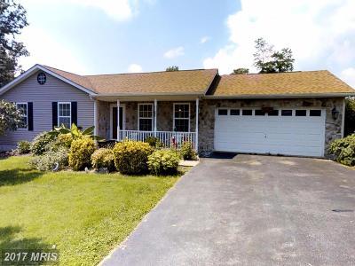 Martinsburg Single Family Home For Sale: 136 Nottingham Boulevard