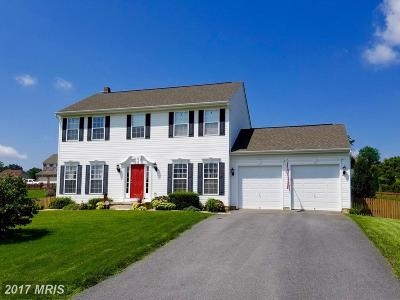 Martinsburg Single Family Home For Sale: 791 Crushed Apple Drive