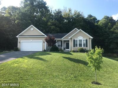 Martinsburg Single Family Home For Sale: 95 Crushed Apple Drive