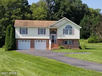 Hedgesville Single Family Home For Sale: 459 Ross Mill Ridge