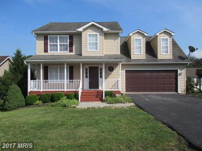Martinsburg Single Family Home For Sale: 179 Whirlwind Drive