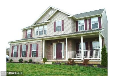 Martinsburg Single Family Home For Sale: 815 Crushed Apple Drive