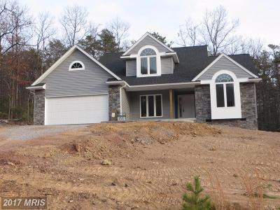 Hedgesville Single Family Home For Sale: Moundbuilder Loop