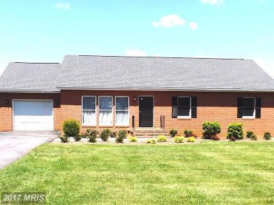 Martinsburg WV Single Family Home For Sale: $189,900