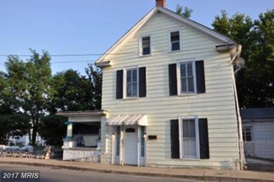 Martinsburg Single Family Home For Sale: 533535 Stephen Street W