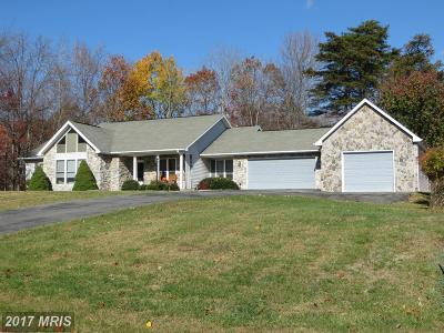 Hedgesville Single Family Home For Sale: 132 Warpath Lane