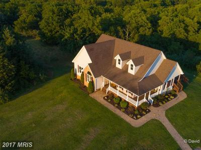 Martinsburg Single Family Home For Sale: 180 Cornelius Grove