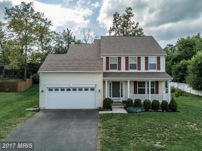 Bunker Hill Single Family Home For Sale: 390 Calvert Circle
