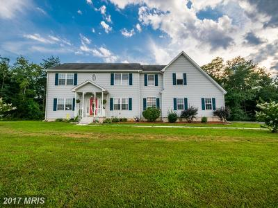 Gerrardstown Single Family Home For Sale: 351 Parkinson Road