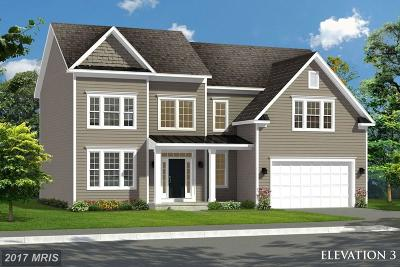 Martinsburg Single Family Home For Sale: Chew Court #LOT 20