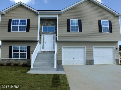 Hedgesville Single Family Home For Sale: 148 Toulose